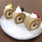 冷凍食品 業務用 和ロール ほうじ茶 ソイラテ 210g (カットなし) 607498 ケーキ ロールケーキ 洋菓子 ほうじ茶 豆乳 和風デザート