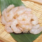 Shrimp - 冷凍食品 業務用 生ムキ海老2L NET700g    お弁当 中華料理 炒め物 サラダ えび エビ海老 食材 魚介 シーフード