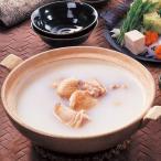 業務用 よせ鍋 つゆ 鶏白湯 仕立て 1L (11〜13倍希釈) 販売期間 10月-2月 なべ つゆ スープ 調味料 鍋の素 鍋調味料