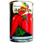 【リオハ産炭焼き赤ピーマンの水煮】ピミエント・デル・ピキージョ(1缶)