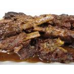 【馬肉】馬スペアリブ煮込み(調理済)!骨からお肉がホロホロとれるほどにやわらかく美味しい♪調理済なので簡単温めるだけ♪(1パック 300g ¥540)