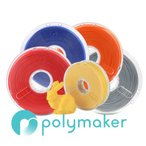 3Dプリンター用フィラメント PolyMAX 【ABSライクPLA 白】