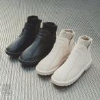 ブーツショート丈冬 レディースショートブーツローヒールシューズ靴ワークブーツスエード歩きやすい疲れない秋冬