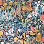リバティプリント タナローン『Faria Flowers Small ファリア・フラワーズ・スモール』カラフル(18-3638246/18BT)