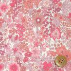 ショッピングプリント リバティプリント タナローン206(Margaret Annie マーガレット・アニー)ピンクトーン(11-3631165/J18F)