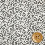 ショッピングプリント リバティプリント タナローン『Pepper ペッパー』ピンク&グレー (3639010/LME)