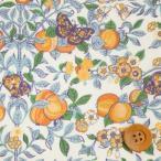 リバティプリント タナローン『Orchard オーチャード』オレンジ(3637260/AE)