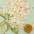 リバティプリント タナローン生地 『Archive Lilac アーカイブ・ライラック』ライトブルー&ピンク(3635189/15B)