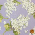 リバティプリント タナローン生地 『Archive Lilac アーカイブ・ライラック』ライラック(サンドウオリジナルカラー)(3635189/J15F)