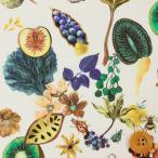 リバティプリント タナローン630『Floral Earth フローラル・アース』イエロー&ブラウン(3637251)