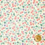 ショッピングプリント リバティプリント タナローン『Pampa パンパ』ピンク(82-2222101/S82A)