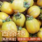 自家製 干し柿作り用 鳥取県産 西条柿 渋柿 5kg 送料無料 常温