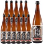 母の日 ギフト プレゼント お酒 鶴齢 純米 720ml 12本入り (新潟県/青木酒造/日本酒)