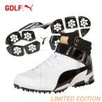プーマ ゴルフシューズ メンズ TITANTOUR IGNITE HIGH-TOP 189897-01 USA直行便 2016年モデル PUMA