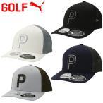 プーマ ゴルフ トラッカー P110 スナップバック キャップ メンズ 帽子 022538 2020 USAモデル