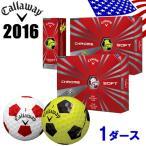 キャロウェイ クロムソフト トゥルービス ゴルフボール 1ダース 12P 2016 CHROME SOFT TRUVIS USAモデル