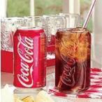 コークカングラス/コカコーラ缶コップMadeinUSA