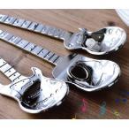 ギタースプーン/弦楽器面白おもしろカトラリー食器ギフトプレゼント