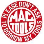 レーシングステッカー MacToolsマックツールズ ms060 メール便可/ シール ステッカー オイル カンパニー メカニック