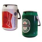 ハイネケン・バドワイザー ミニカンクーラー/HeinekenBudweiserアルコールハイネケンバドワイザー缶水筒