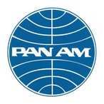 レーシングステッカー PANAM パンナム航空 ms059/メール便可/パンアメリカン航空 エアライン カンパニー メカニック