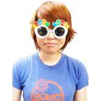 サングラス ハッピーバースデーバルーン / 風船 誕生日 パーティーサングラス めがね メガネ 変装 面白 おもしろ  アメリカン雑貨
