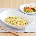 クリアホワイト スクエアボウル 25cm   大鉢 パスタボウル 白い食器 ホテル食器 シンプル 洋食器 ポーセリンアート