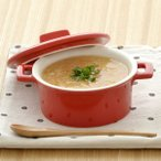 蓋付 ココットボウル レッド     おうちカフェ お菓子作りに 耐熱 オーブン使用可能 蓋付ココット 食器