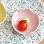 パステルカラー 花型 豆皿 ピンク アウトレット込み     和食器 輪花 和皿 桜 花型 小皿 小付 お菓子皿