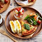 木製 アカシアプレート 丸30cm 木製 食器 皿 木のお皿 木の食器 キッチン雑貨