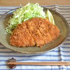 大皿 和食器 鉄信楽 8寸皿 23.5cm 和皿 プレート パスタ皿...--745