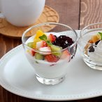 ミニグラス 180cc lotus ガラス食器 小鉢 ボウル グラス カップ ガラス ガラス食器 サラダボウル 前菜皿 ヨーグルトボウル アイスクリームカップ