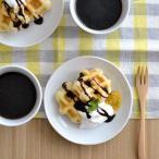 うず 軽い和食器 取り皿 白 (4寸) 13.5cm小皿 お菓子皿 プレート ケーキ皿 小皿 白