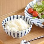 お茶碗 和食器 アウトレット込み 染付け ダミ十草 軽量茶碗 150g 和食器 飯碗 お茶碗 ご飯茶碗 和モダン 日本製 美濃焼 青 ブルー おしゃれ