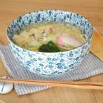 藍染小花 お好み丼 大 アウトレット込み     和食器 丼ぶり 麺鉢 ボウル ラ-メン丼 どんぶり