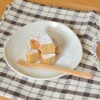 和食器 小皿 水玉 三角4寸皿 13.7cm 白 アウトレット込み 和皿 水玉模様 白い食器 プレート お皿 取り皿 シンプル かわいい おしゃれ ホワイト