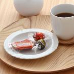 陶製 トレイ レースのマルチトレー (アウトレット) 白い食器 トレイ ソープディッシュ 灰皿 お皿 ポーセリンアート ホワイト 白 インテリア 雑貨