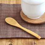 竹のスプーン 見た目もオシャレで、口当たりも◎ 楕円 ナチュラル ハンドメイド カトラリー デザートスプーン 茶碗蒸し スプーン