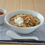 ラーメンどんぶり ホワイト (アウトレット込み)   ラーメン丼 どんぶり 丼ぶり ボウル 麺鉢