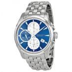 ショッピングハミルトン American Classic Jazzmaster Blue Dial Stainless Steel Men's Watch