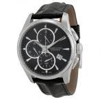 ショッピングハミルトン Jazzmaster Automatic Chronograph Black Dial Men's Watch