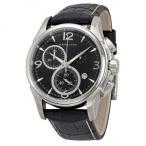 ショッピングハミルトン Jazzmaster Quartz Chrono Men's Watch