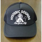HYSTERIC GLAMOUR ヒステリックグラマー HYSTERIC SOUNDS メッシュキャップ 0262QH01