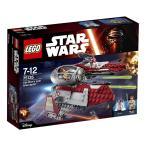 【新品】 LEGO レゴ スター・ウォーズ STAR WARS 75135 オビ=ワンのジェダイ・インターセプター