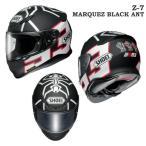 【ピンロックシート標準装備】SHOEI(ショウエイ) Z-7 MARQUEZ BLACK ANT(マルケス ブラック アント)