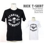 ロックtシャツ バンドtシャツ パンク AVENGED SEVENFOLD Mサイズ Lサイズ 黒色 白色
