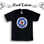 ロックtシャツ バンドtシャツ パンク The Who ザ フー シンプルダーツ Sサイズ Mサイズ Lサイズ 黒色