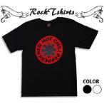 ロックtシャツ バンドtシャツ パンク Red Hot Chili Peppers レッドホットチリペッパーズ Sサイズ Mサイズ Lサイズ 黒色 白