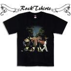 ロックtシャツ バンドtシャツ パンク The Beatles ビートルズ S M L XLサイズ 黒色
