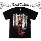 ロックtシャツ バンドtシャツ パンク Children Of Bodom チルドレン オブ ボドム S M L XLサイズ 黒色